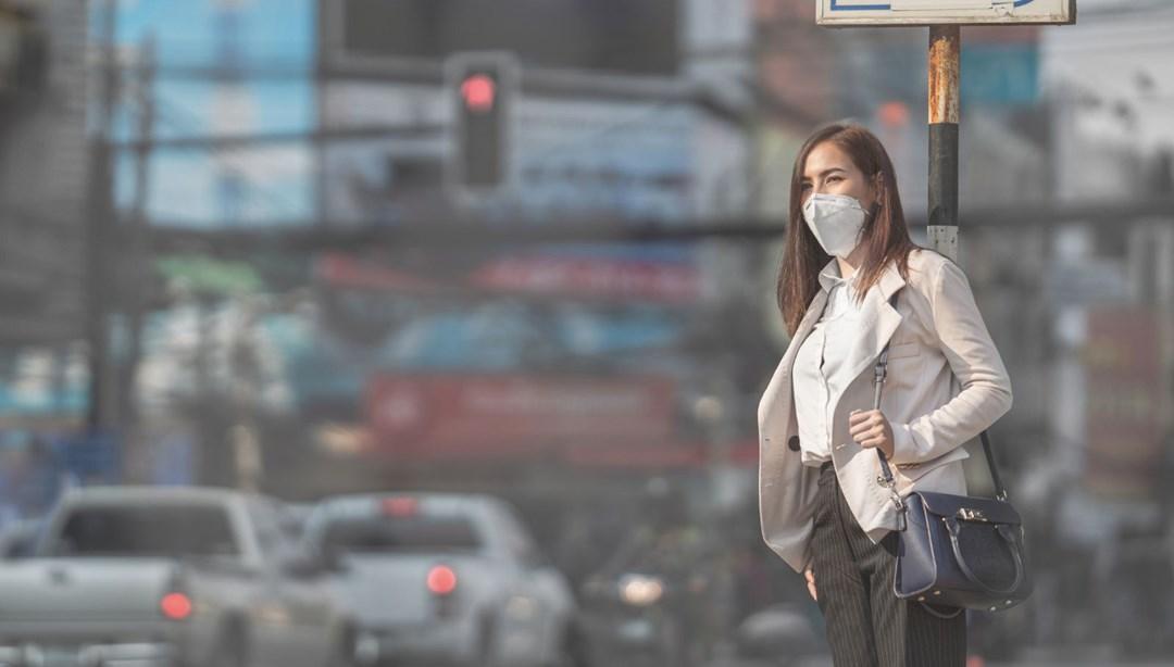 Hava kirliliği arttıkça koronavirüs ölümleri artıyor