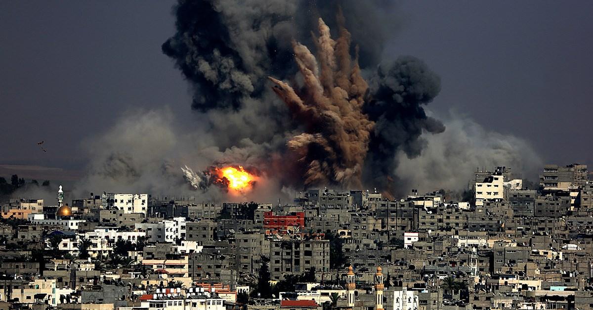 Hayatını kaybeden Filistinlilerin sayısı 69'a yükseldi