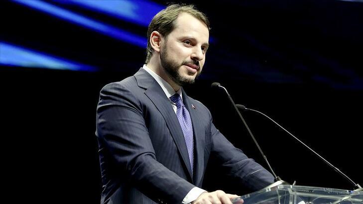Hazine ve Maliye Bakanı Albayrak'tan Borsa İstanbul açıklaması