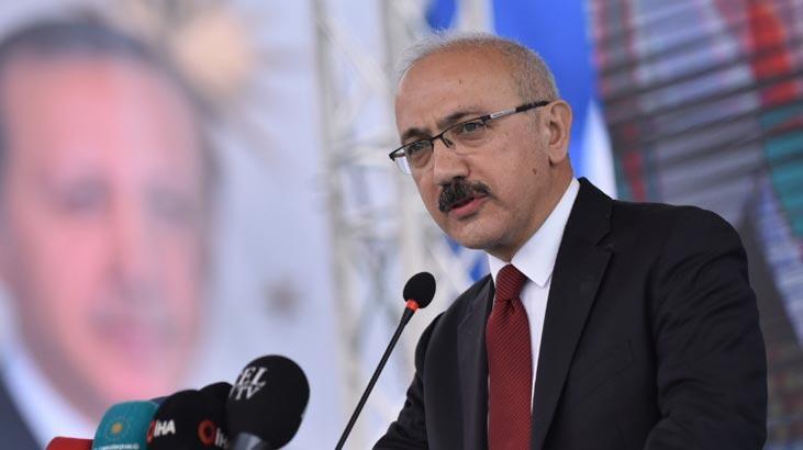 Hazine ve Maliye Bakanı Lütfi Elvan'dan esnaflara yönelik açıklama