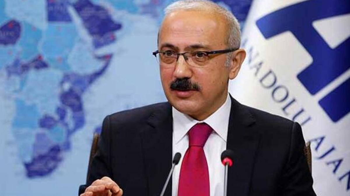 Hazine ve Maliye Bakanı Lütfi Elvan'dan serbest piyasa açıklaması