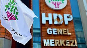 HDP'de koronavirüs testleri pozitif çıkan isimler belli oldu