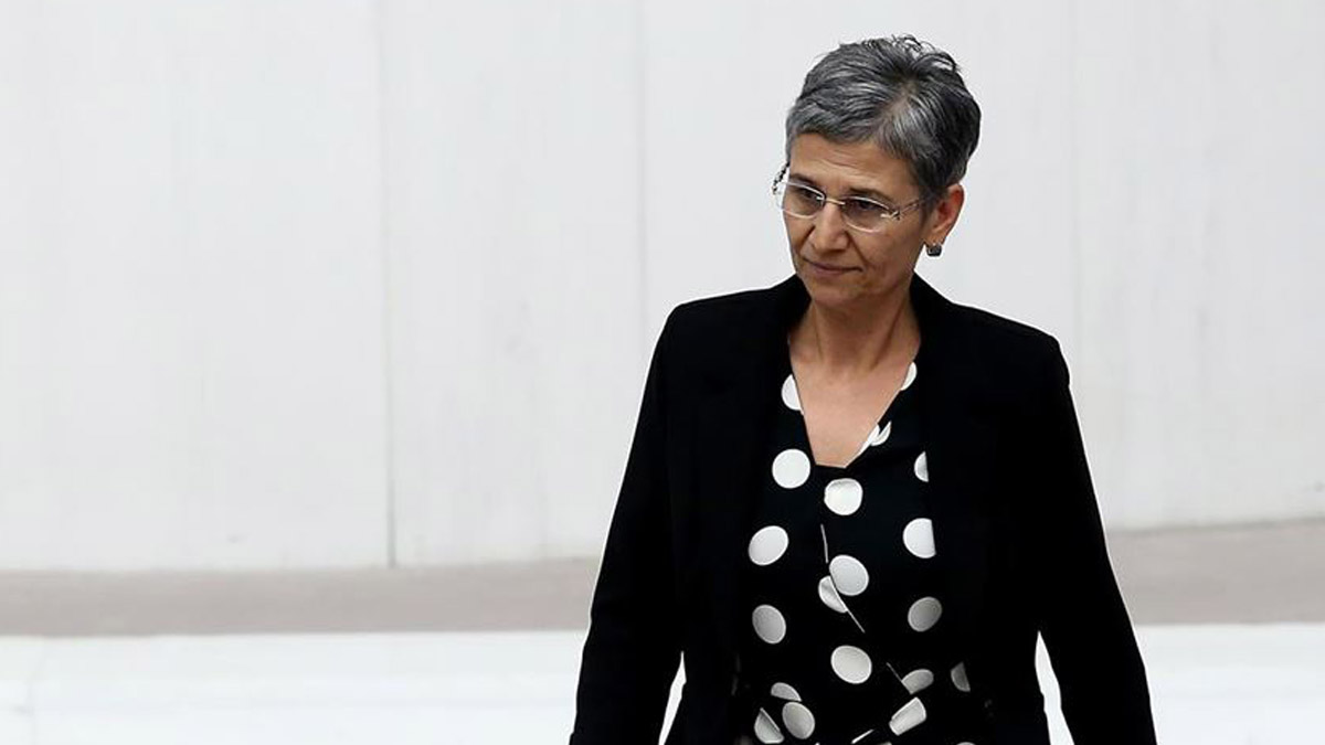 HDP'li Leyla Güven'e 22 yıl 3 ay hapis