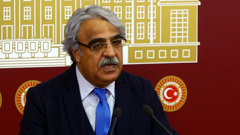 HDP'li Sancar: İktidarın açıklamasında yasak var destek yok