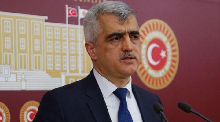 HDP'li vekil Gergerlioğlu'nun hapis cezası onandı