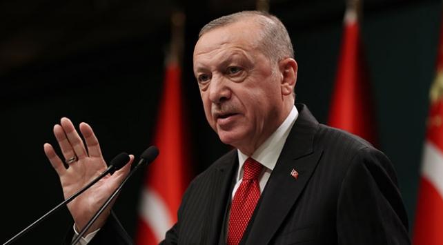 HDP'lilerin fezlekeleriyle ilgili Cumhurbaşkanı Erdoğan'dan açıklama