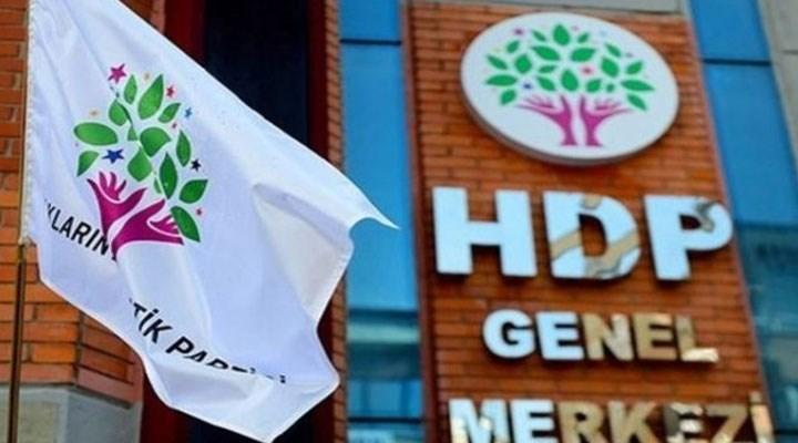 HDP MYK olağanüstü toplanıyor