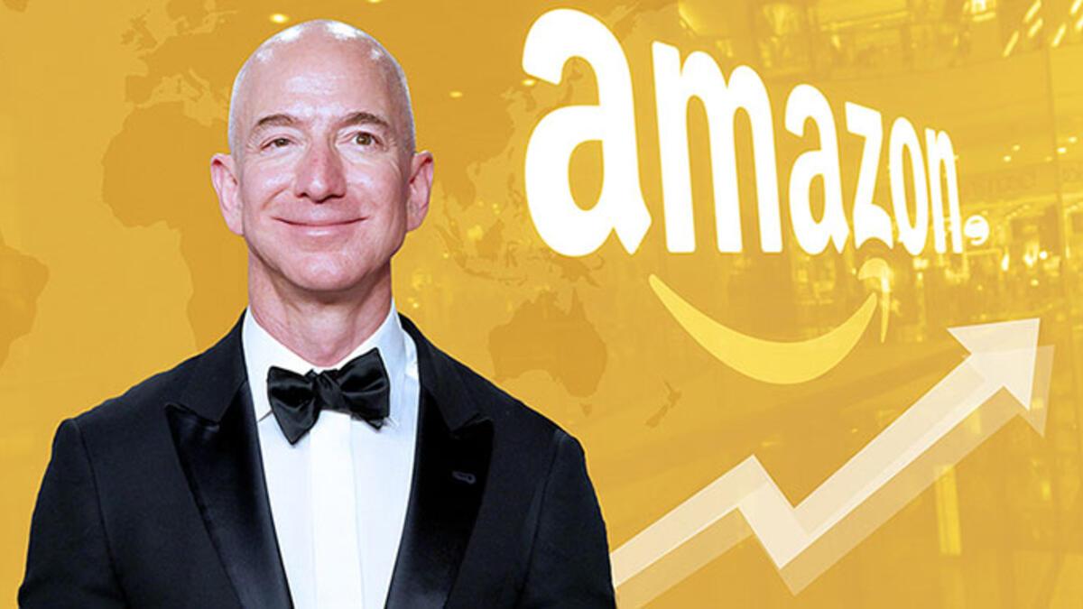 Herkes kaybetti, Amazon'un sahibi kazandı