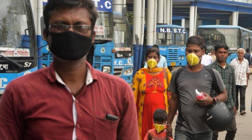 Hindistan'da Koronavirüs vaka sayısı 1 milyonu aştı