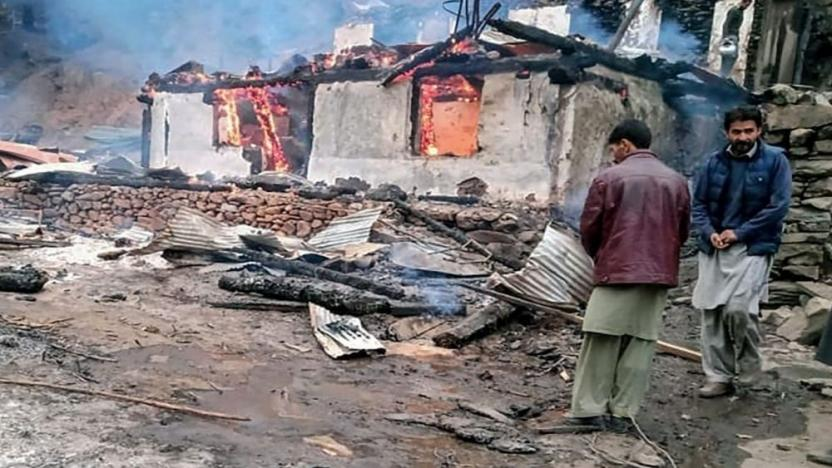 Hindistan ile Pakistan arasında sınır çatışması: En az 15 ölü