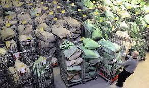 Hollanda'dan yurtdışına posta yoluyla her ay 9 bin koli uyuşturucu gönderiliyor