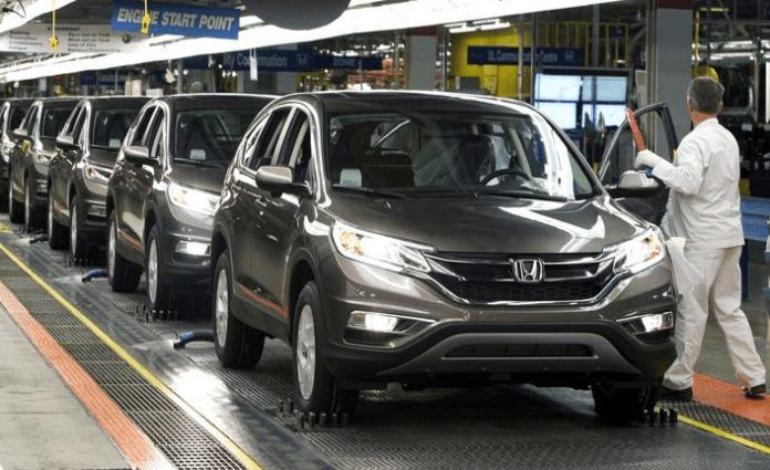 Honda siber saldırı nedeniyle üretimini kısmen durdurdu