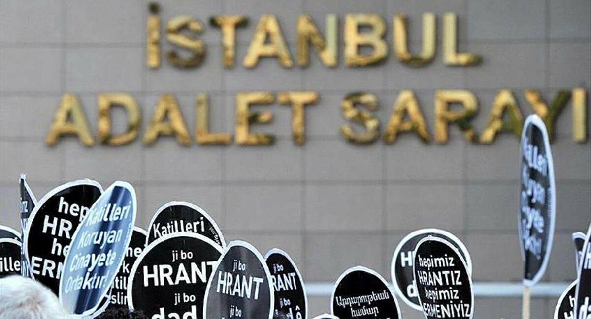 Hrant Dink cinayetine ilişkin davada tutuklu sanıkların tahliye talepleri reddedildi
