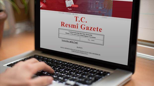 HSK kararları Resmi Gazete'de yayınlandı