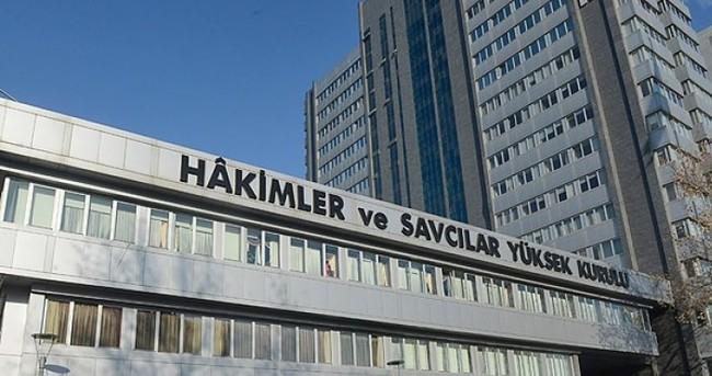 HSK'nın ihraç ettiği hakim ve savcılar listesi yayımlandı