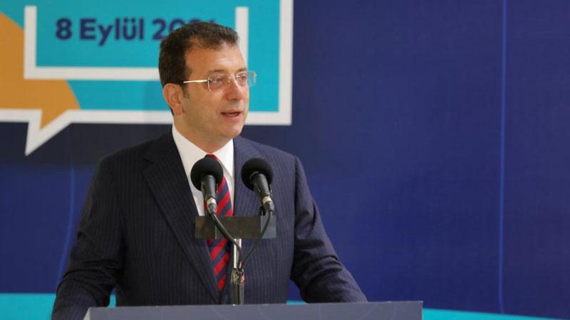 İBB Başkanı Ekrem İmamoğlu'ndan 'adaylık' sorusuna yanıt