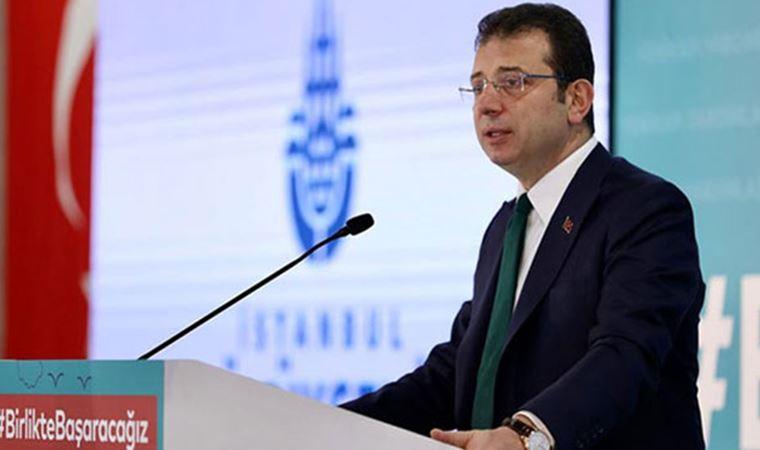 İBB Başkanı Ekrem İmamoğlu'ndan 'suikast hazırlığı' açıklaması