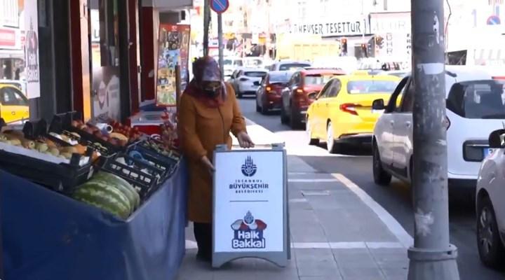 İBB Başkanı İmamoğlu duyurdu: Halk Bakkal projesini hayata geçiriyoruz