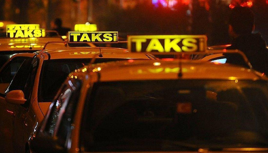 İBB'den taksi kararı: 15 bin taksiye kamera konulacak