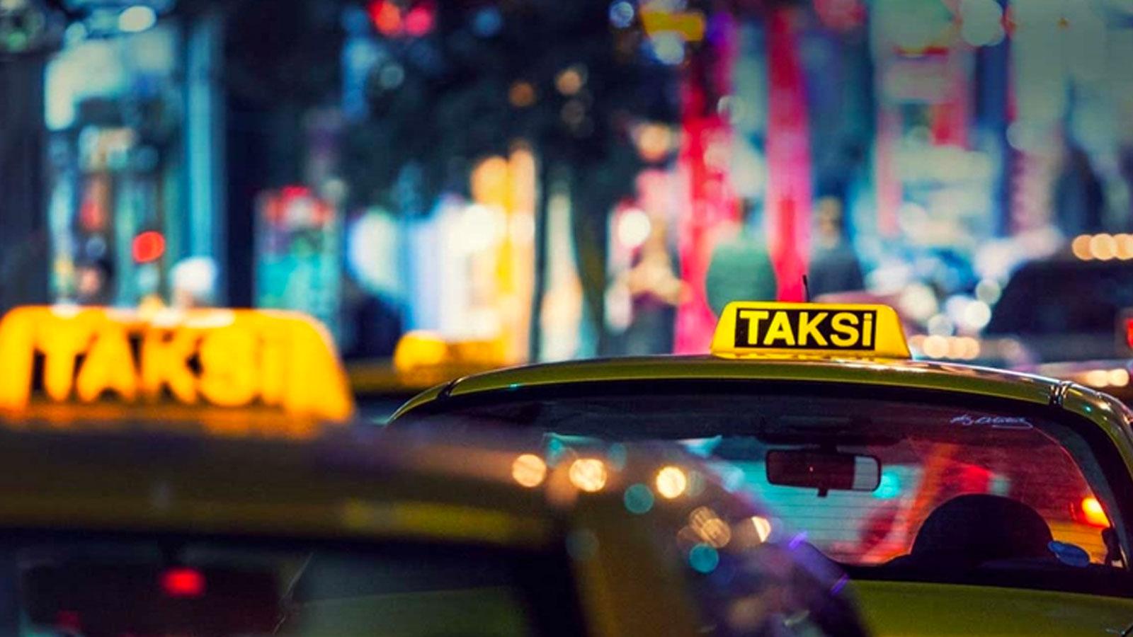 İBB'den 'yolcu seçen taksiciler' açıklaması