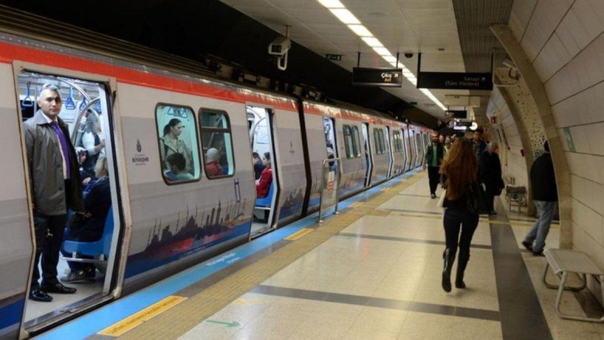 İBB duyurdu: 4 metro istasyonu kapatılıyor