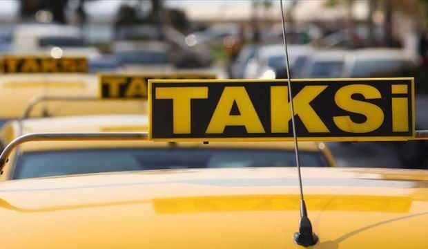 İBB'nin bin yeni taksi teklifi 8.kez UKOME'de reddedildi