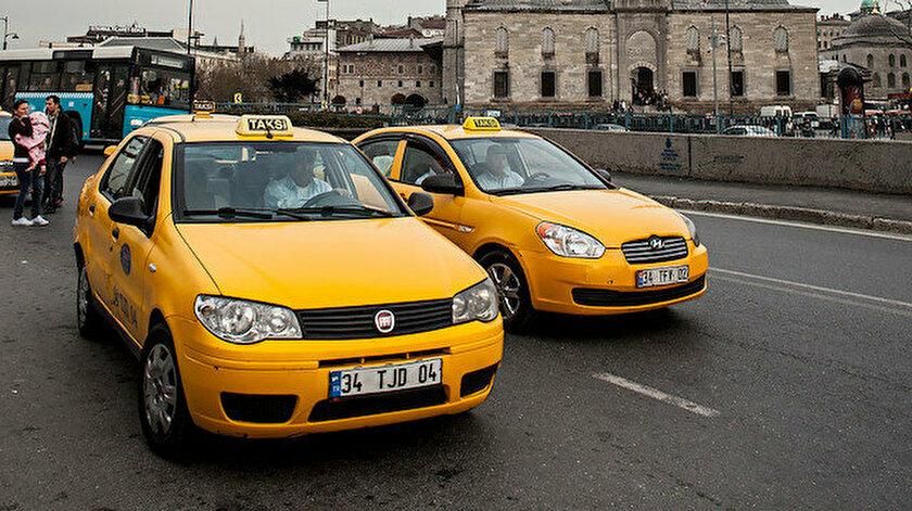 İBB taksimetreleri standartlara uymayan 400'e yakın taksiyi bağladı