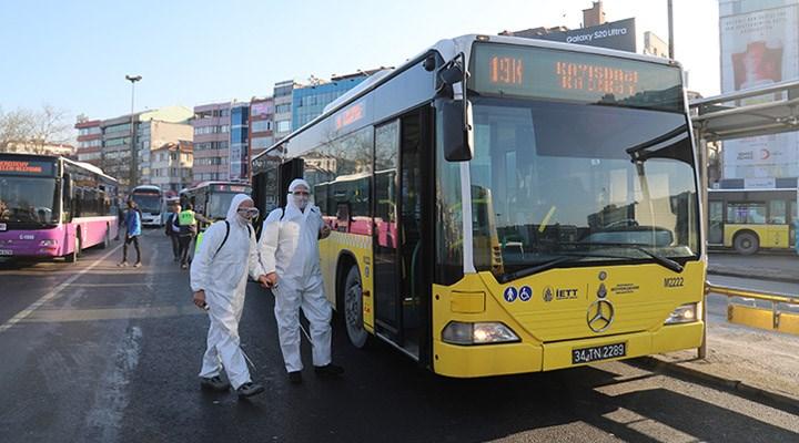 İBB toplu taşımada yeni tedbirleri açıkladı
