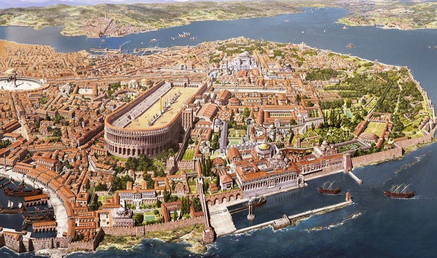 İBB, Yenikapı'daki Theodosius Limanı için yarışma düzenliyor