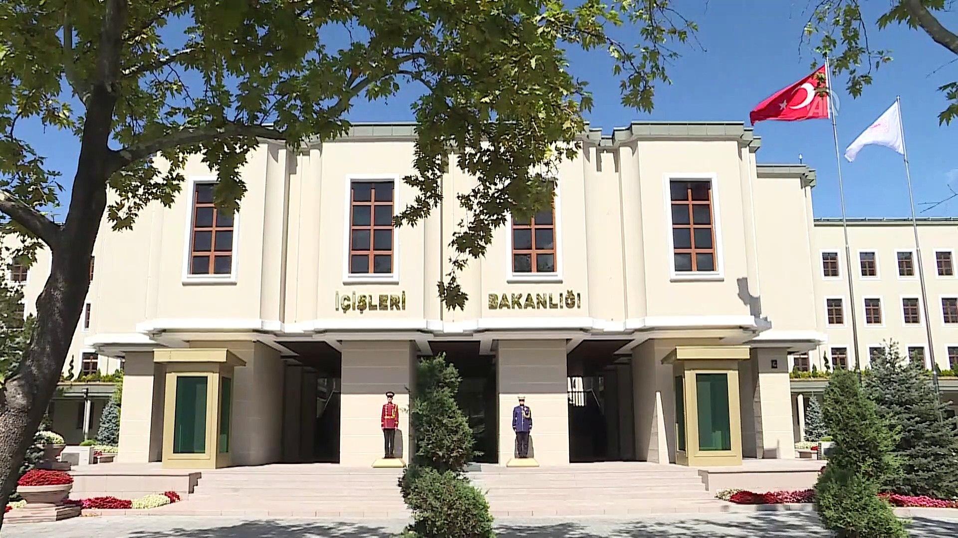 İçişleri Bakanlığı'ndan 'Boğaziçi' açıklaması