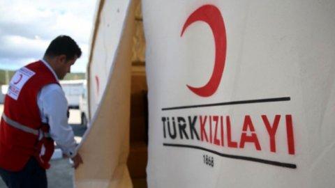 İçişleri Bakanlığı'ndan Kızılay'a 'güveni kötüye kullanma' cezası