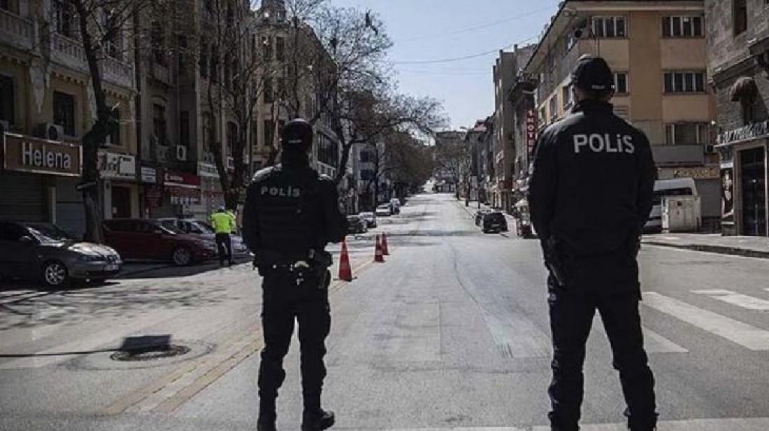 İçişleri Bakanlığı sokağa çıkma yasağının bilançosunu açıkladı