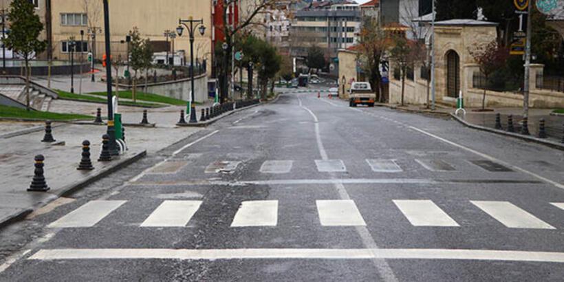İçişleri Bakanlığı sokağı çıkma yasağını ihlal eden kişi sayısını açıkladı