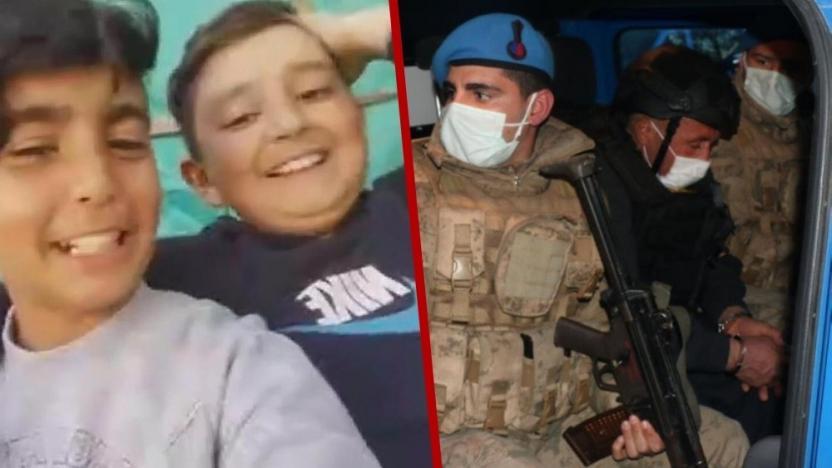 İki çocuğu öldüren saldırganın ifadesi ortaya çıktı