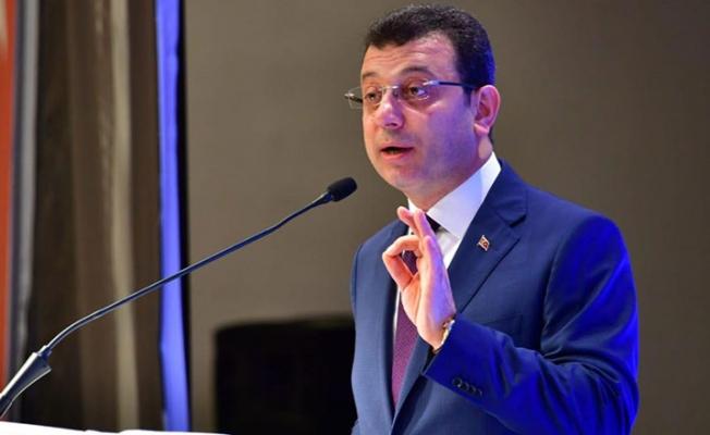 İmamoğlu: Bakanlık Osmanlı mirası yapıyı yıkıyor, suç duyurusunda bulunacağız