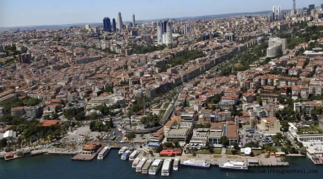 İmamoğlu: İstanbul'da şu an dere yataklarında yüzbinlerce nüfus yaşıyor