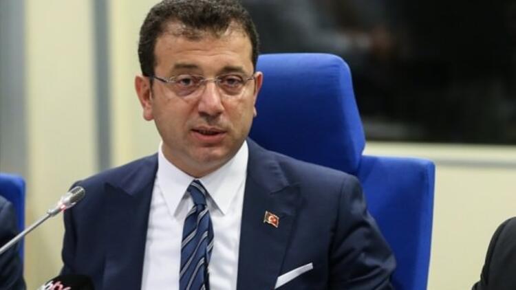 İmamoğlu'ndan Ayasofya açıklaması: 'Türkiye'nin gündemi değil'