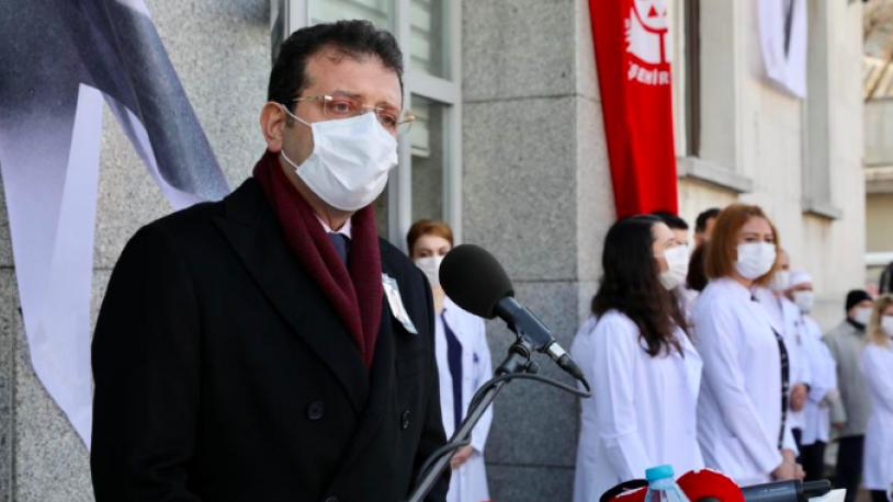 İmamoğlu'ndan 'tam kapanma' çağrısı: İstanbul'da yavaşlama söz konusu değil, yalvarıyorum lütfen tedbir alsınlar