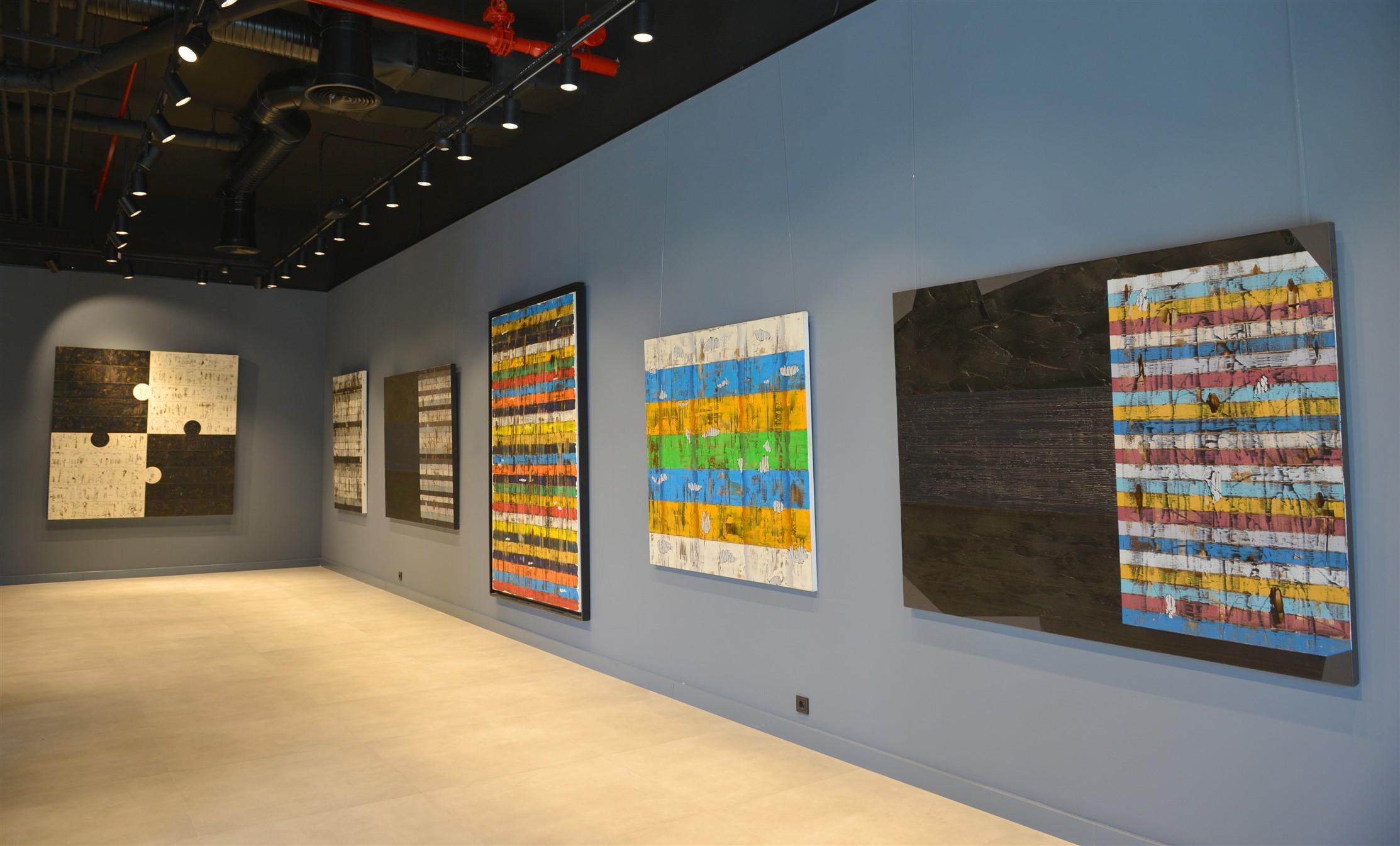 İmgelerin Temsili resim sergisi uzatıldı