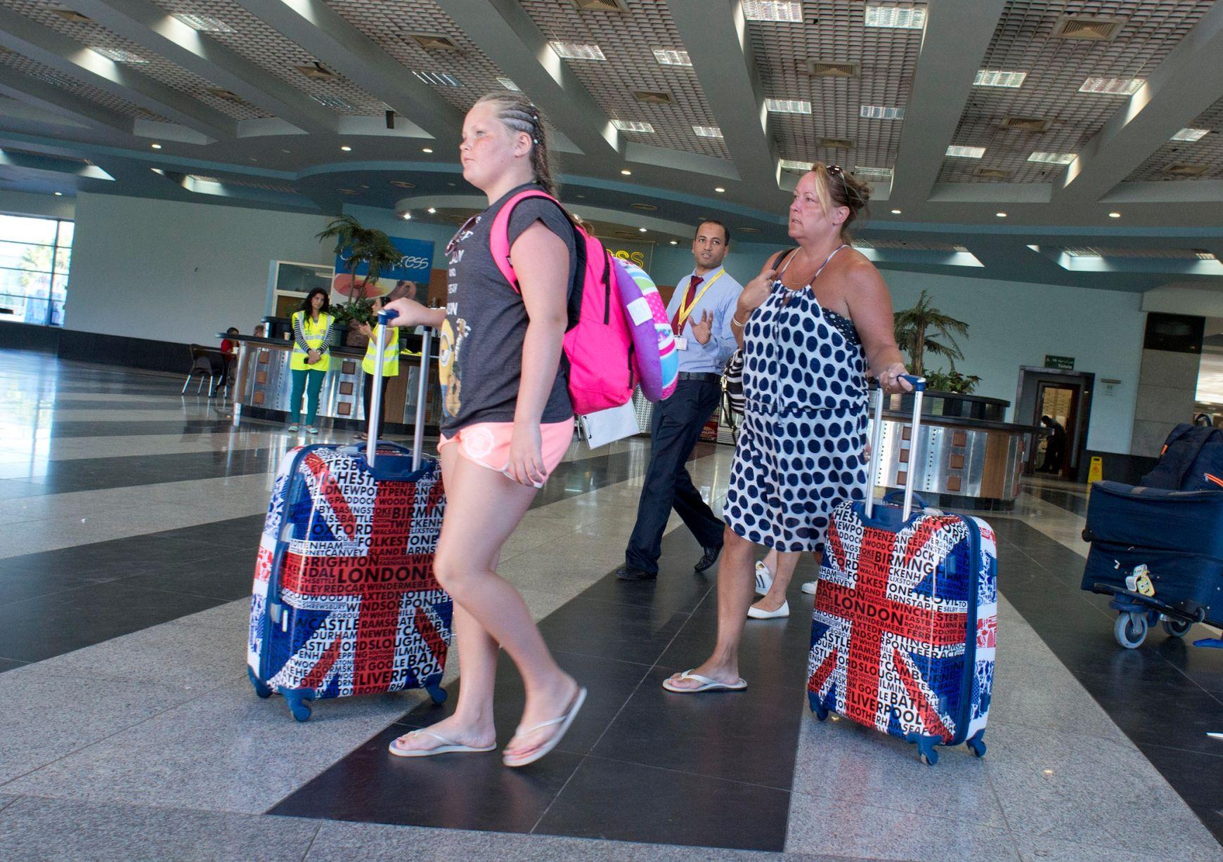 İngiliz turistlerin rotası Türkiye