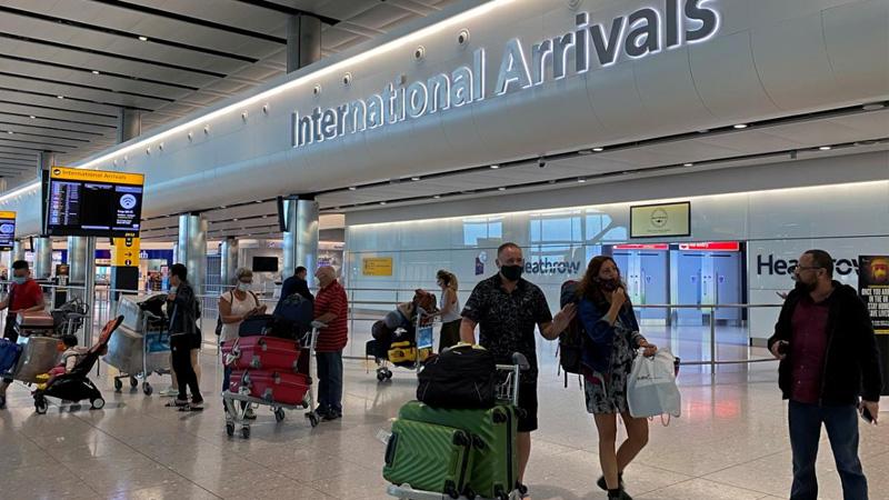 İngiltere, seyahat listesini güncelledi: Türkiye kırmızıda kaldı
