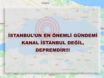 İnşaat Mühendisleri Odası'ndan Kanal İstanbul uyarısı: Ülke ekonomisine hiçbir katısı olmayacak