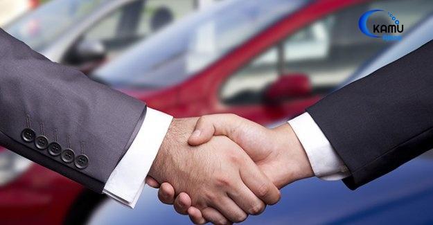 İnternetten araç satışına Bakanlıktan düzenleme geliyor