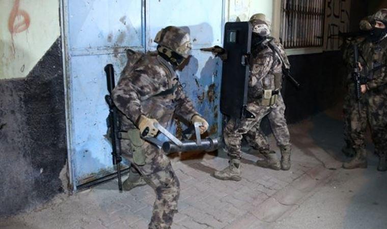 İntikam eylemi hazırlığındaki IŞİD'lilere şafak operasyonu