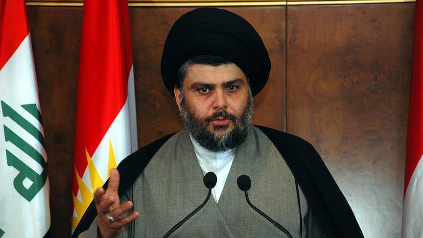 Irak'ta Şii lider Sadr,  genel seçimlere katılmayacağını duyurdu