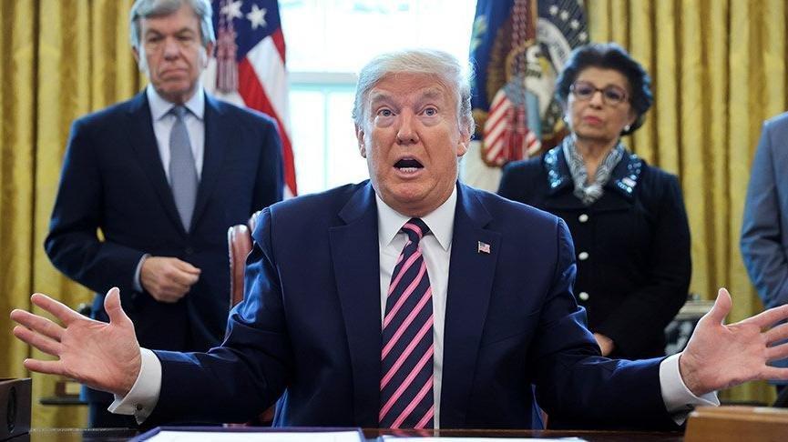 İran, ABD Başkanı Trump için yakalama kararı çıkardı