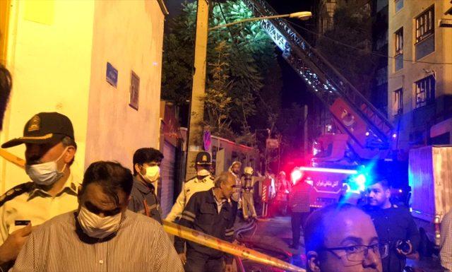 İran'da bir klinikte patlama: 18 kişi yaşamını yitirdi