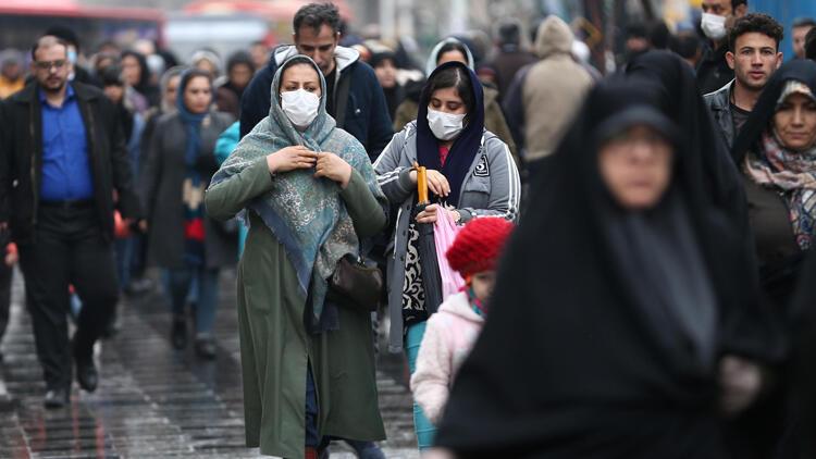İran'da her dört Kovid-19 vakasından biri ölüm riski taşıyor
