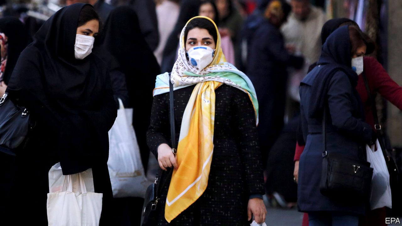 İran'da koronavirüsten ölüm sayısı 10 bin 508