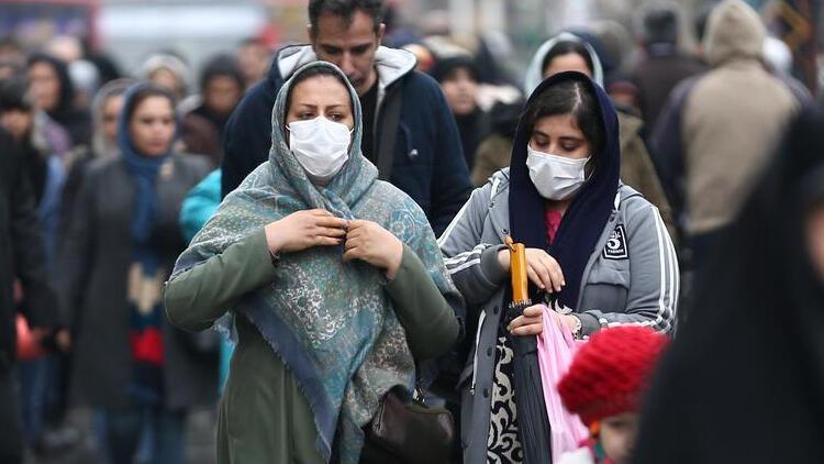 İran'da Kovid-19'dan hayatını kaybedenlerin sayısı 50 bini geçti